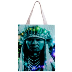 Magical Indian Chief All Over Print Classic Tote Bag