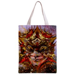 Star Clown All Over Print Classic Tote Bag