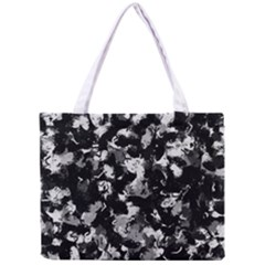 Shades Of Gray  And Black Oils #1979 All Over Print Tiny Tote Bag