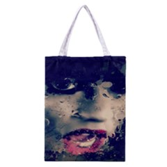 Abstract Grunge Jessie J  All Over Print Classic Tote Bag