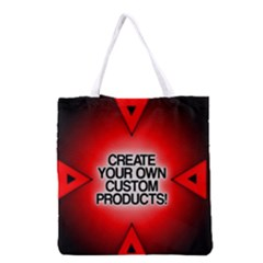 Create Your Own Custom Products And Gifts All Over Print Grocery Tote Bag