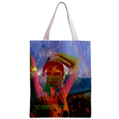 Fusion With The Landscape All Over Print Classic Tote Bag