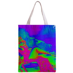 Seaside Holiday All Over Print Classic Tote Bag