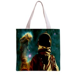 Lost In The Starmaker All Over Print Grocery Tote Bag