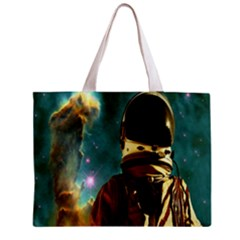 Lost In The Starmaker All Over Print Tiny Tote Bag