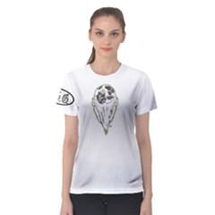 7 Gates Graffix All Over Print Sport T Shirt (women)