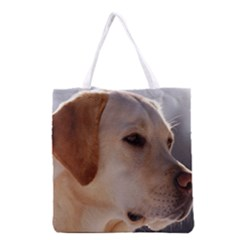 3 Labrador Retriever All Over Print Grocery Tote Bag