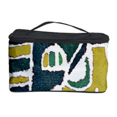 Colorful Tribal Abstract Pattern Cosmetic Storage Case