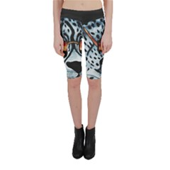 Cool Cat Cropped Leggings