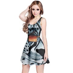Cool Cat Sleeveless Dress