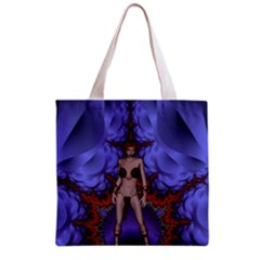Chaos Grocery Tote Bag
