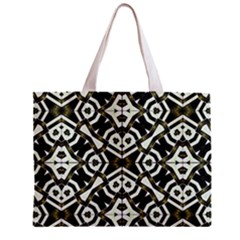 Abstract Geometric Modern Pattern  Tiny Tote Bag