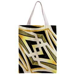Art Print Tribal Style Pattern Classic Tote Bag