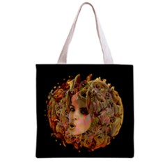 Organic Planet Grocery Tote Bag