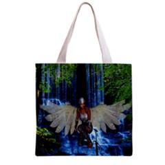 Magic Sword Grocery Tote Bag