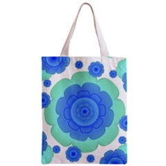 Retro Style Decorative Abstract Pattern Classic Tote Bag