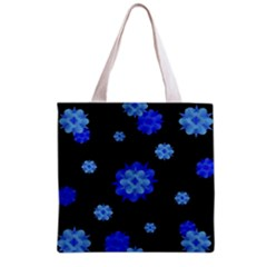 Floral Print Modern Style Pattern  Grocery Tote Bag