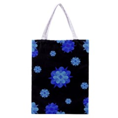 Floral Print Modern Style Pattern  Classic Tote Bag