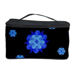 Floral Print Modern Style Pattern  Cosmetic Storage Case