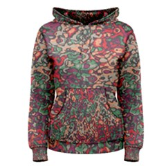 Color Mix Women s Pullover Hoodie