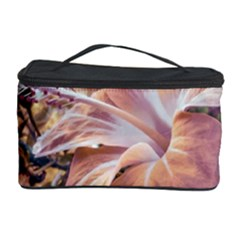 Fantasy Colors Hibiscus Flower Digital Photography Cosmetic Storage Case