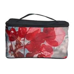 Flowers In The Sky Cosmetic Storage Case