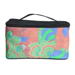 Tropical Summer Fruit Salad Cosmetic Storage Case