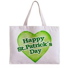 Happy St Patricks Day Design Tiny Tote Bag