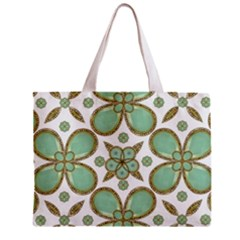 Luxury Decorative Pattern Collage Tiny Tote Bag
