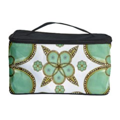 Luxury Decorative Pattern Collage Cosmetic Storage Case
