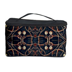 Victorian Style Grunge Pattern Cosmetic Storage Case