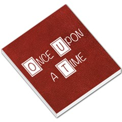 Once Upon A Time Small Memo Pad