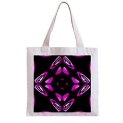 Abstract Pain Frustration Grocery Tote Bag