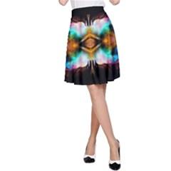 my dream come true by saprillika A-Line Skirt