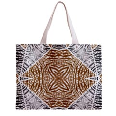 Animal Print Pattern  Tiny Tote Bag