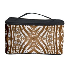 Animal Print Pattern  Cosmetic Storage Case