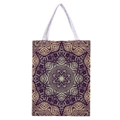 Crazy Beautiful Abstract  Classic Tote Bag
