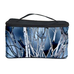 Abstract Of Frozen Bush Cosmetic Storage Case