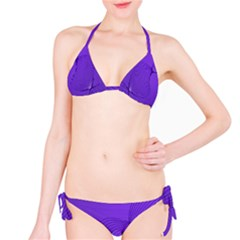 Twisted Purple Pain Signals Bikini