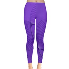 Twisted Purple Pain Signals Leggings