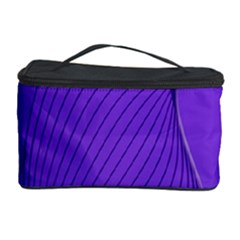 Twisted Purple Pain Signals Cosmetic Storage Case