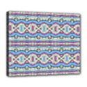 Aztec Style Pattern in Pastel Colors Deluxe Canvas 24  x 20  (Framed) View1