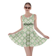 Luxury Pattern  Skater Dress
