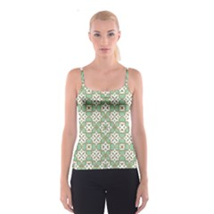 Luxury Pattern  Spaghetti Strap Top