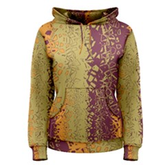 Scattered pieces Women s Pullover Hoodie