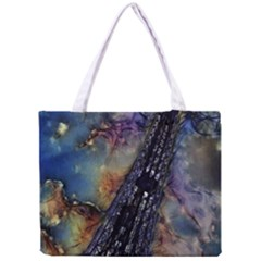 Vintage Eiffel Tower Abstract Tiny Tote Bag