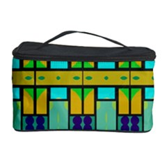 Different Shapes Pattern Cosmetic Storage Case