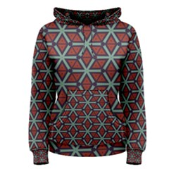 Cubes pattern abstract design Pullover Hoodie