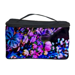 Abstract Lilacs Cosmetic Storage Case