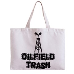 Oilfield Trash Tiny Tote Bag